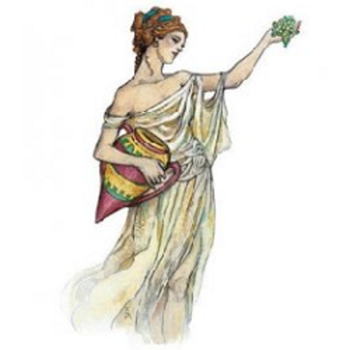 Hestia, Ancient Greek Goddess