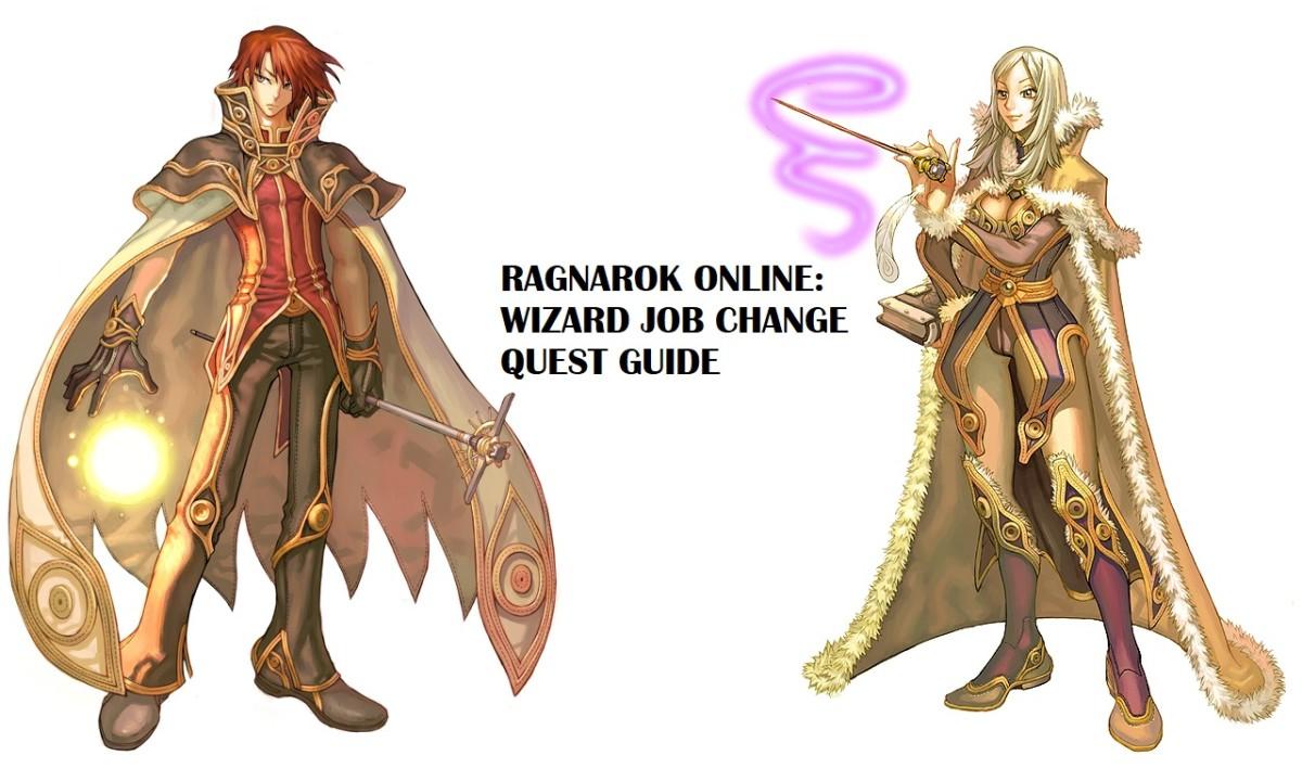 Ragnarok Online: Wizard Job Change Quest Guide