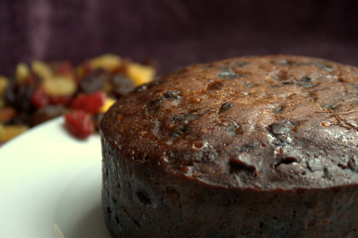 How to Make a Moist Guinness Fruit Cake