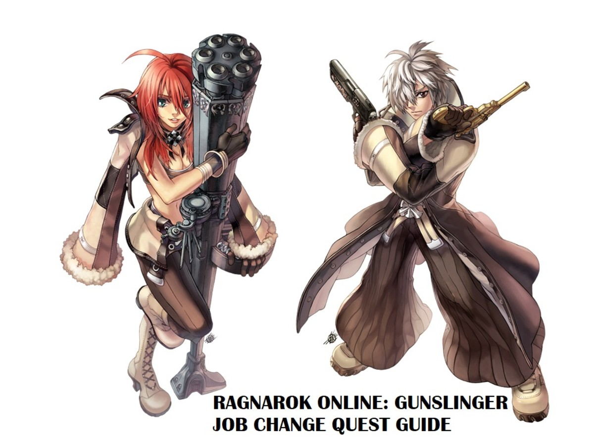 Ragnarok Online Gunslinger Job Change Quest Guide