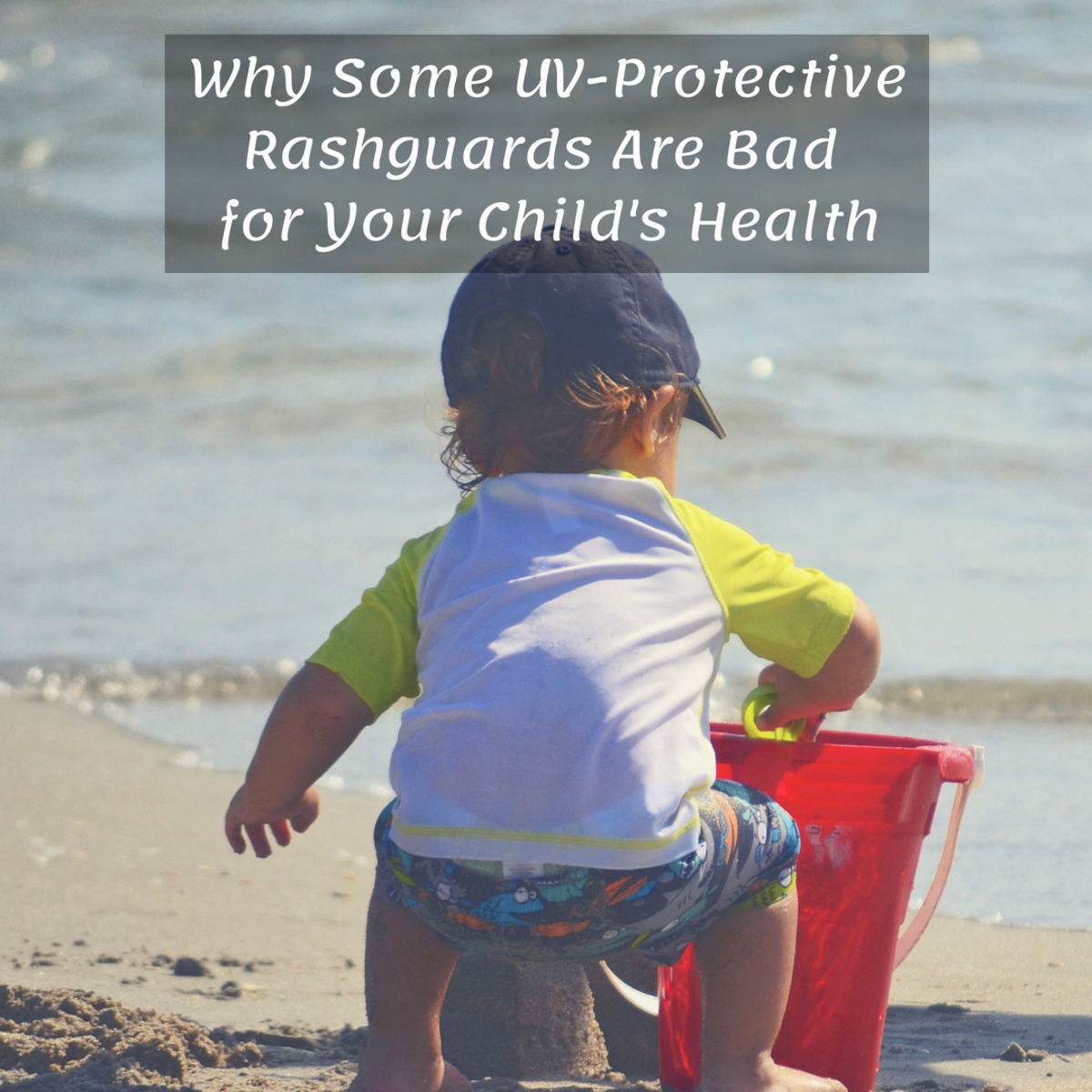 What Chemicals Are in UV-Protective Rash Guards or Swim Shirts?