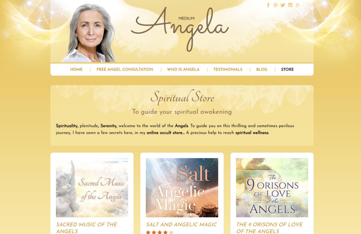 Review: Angela, Angel Medium and Celeste, Angelic Medium