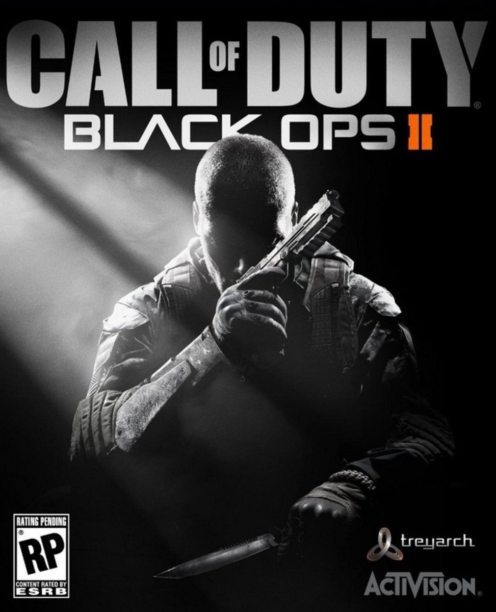 Call of Duty Black Ops 2 Review by Neco555