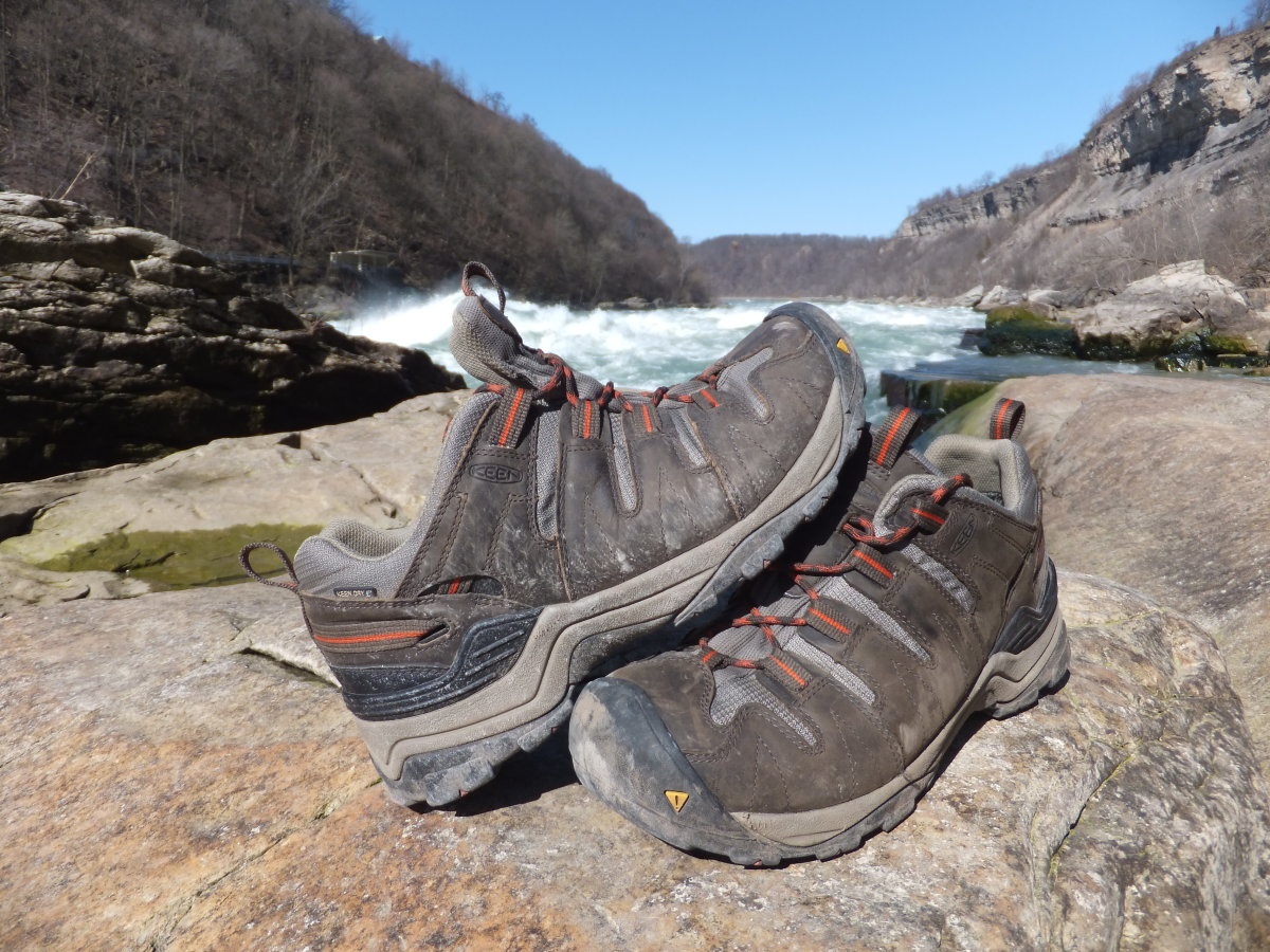 Review of the Keen Gypsum Hiking Boot