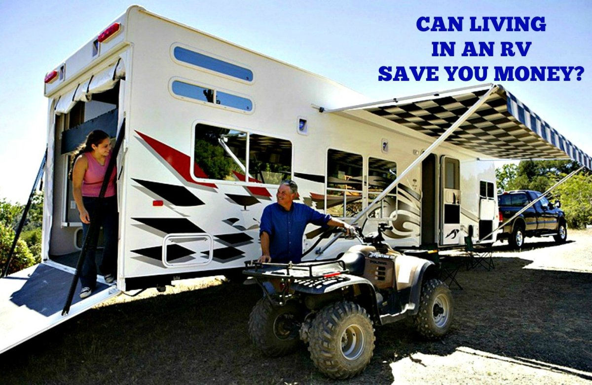 Can you save money if you live in a recreational vehicle?