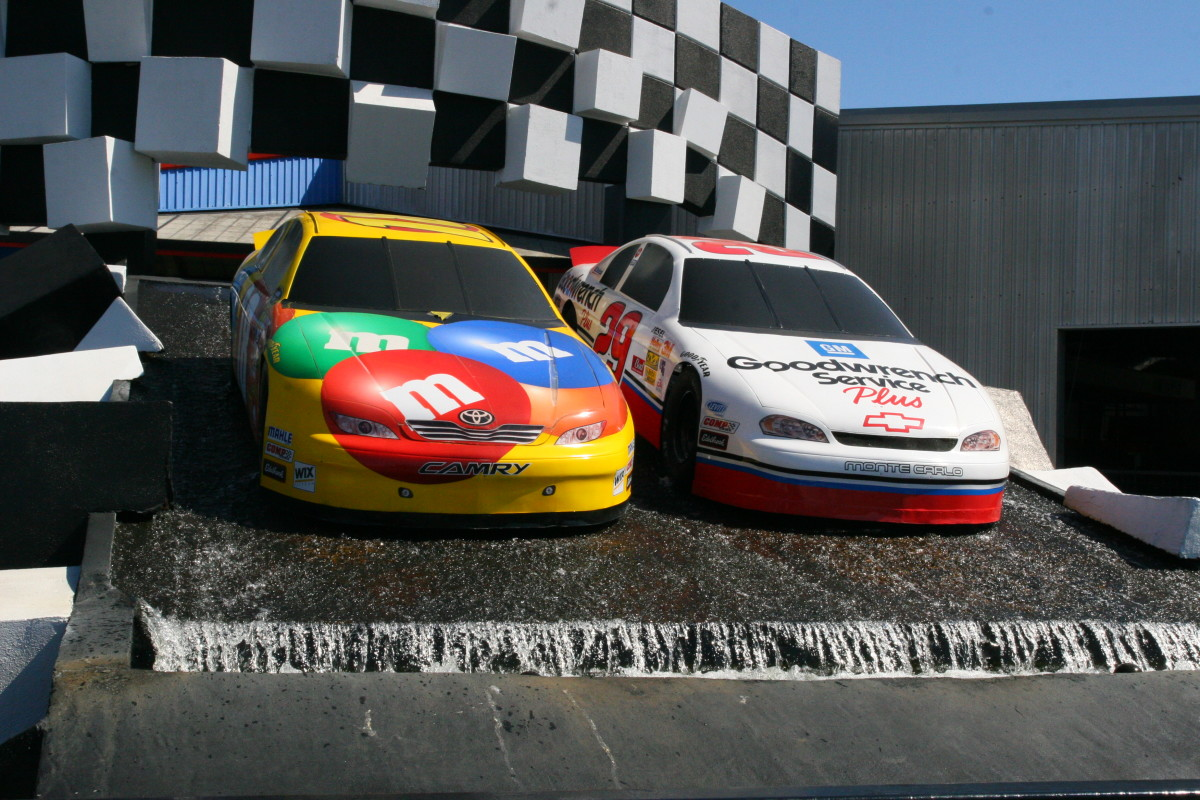 Nascar Speedpark in Myrtle Beach: A Myrtle Beach Attraction Review