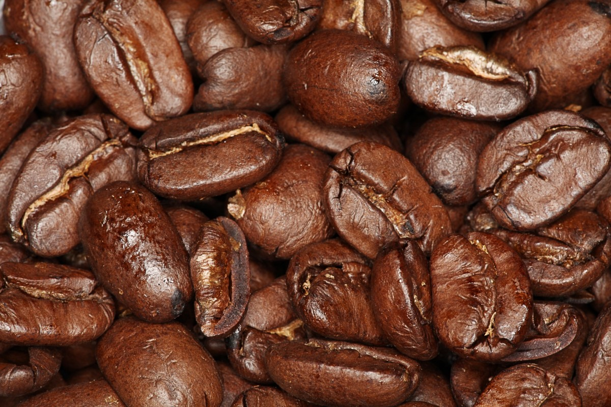 Roasted coffee beans seem to have many health benefits.