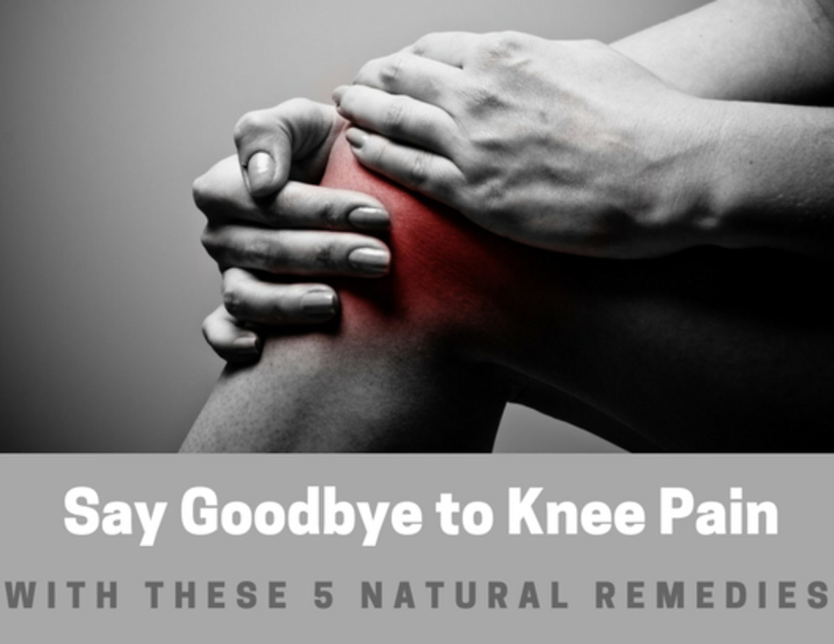 5 Natural Ways to Make a Sore Knee Feel Better