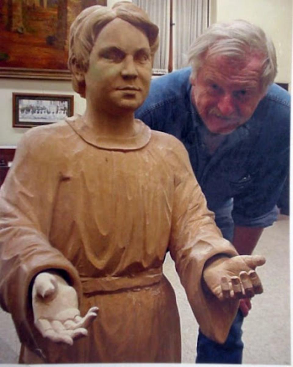 The Works of Jorg Hummel, Master Carver
