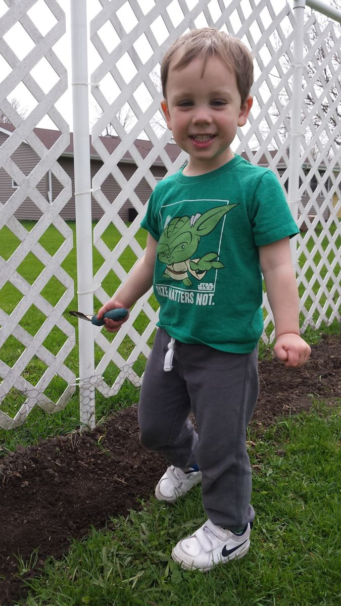 A Family Garden: The Importance of Gardening With Children