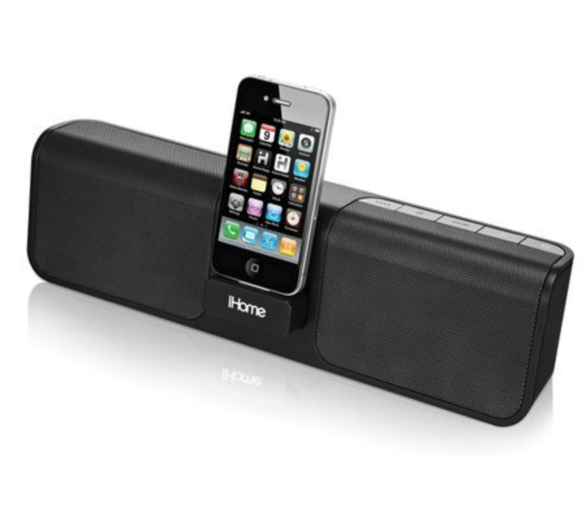Older models of Apple devices may not play well with a newer iHome player.