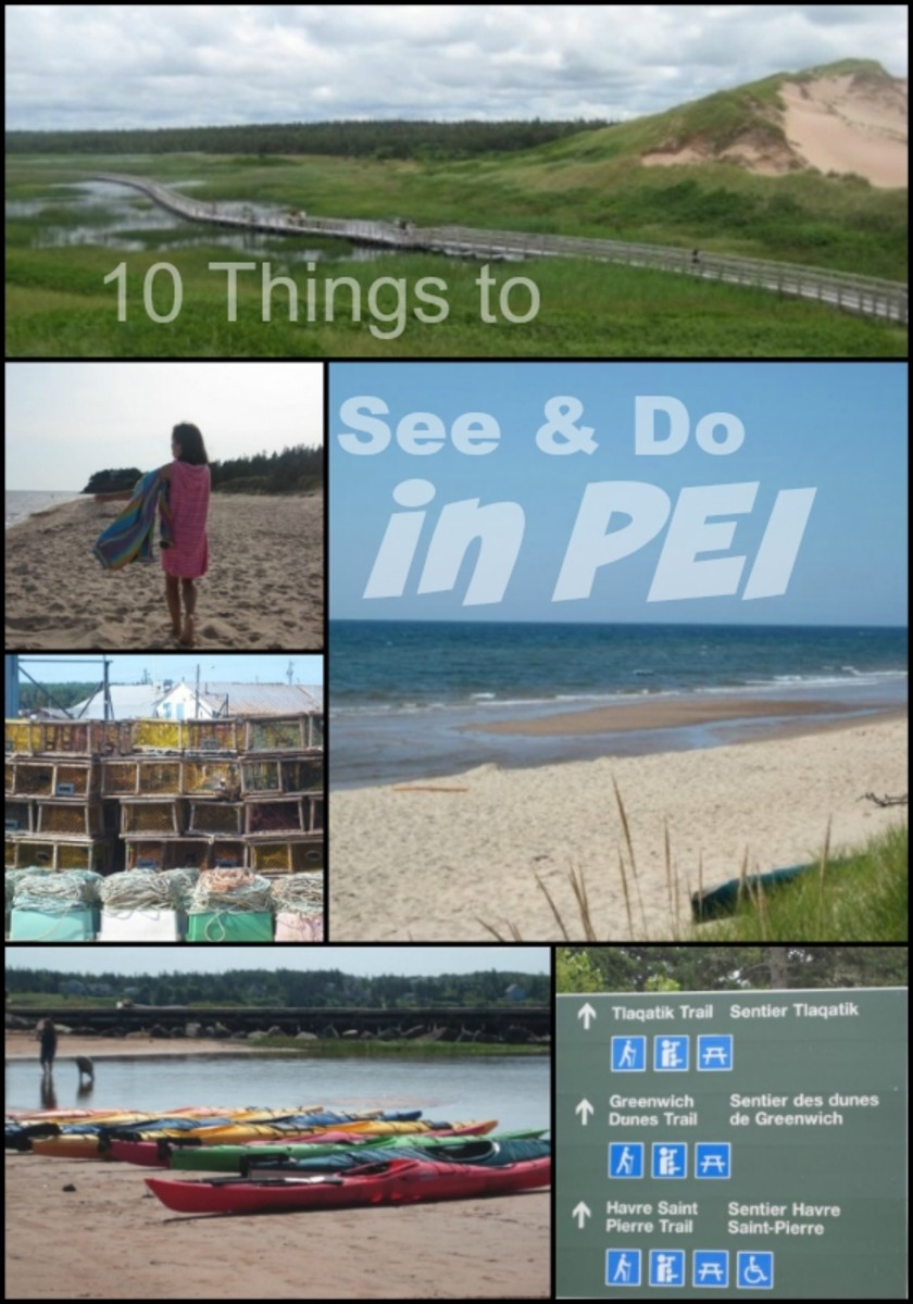 10 Things to See and Do on Prince Edward Island