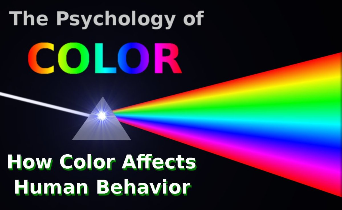 The Psychology of Color - How Color Affects Human Behavior
