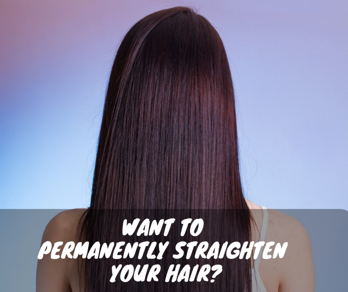 Chemical hair straightening can be done through relaxing or rebonding. Find out which suits you best!