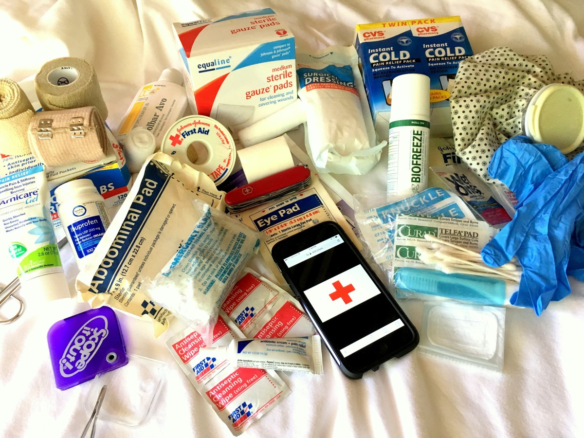 Be Prepared: Common First Aid Situations