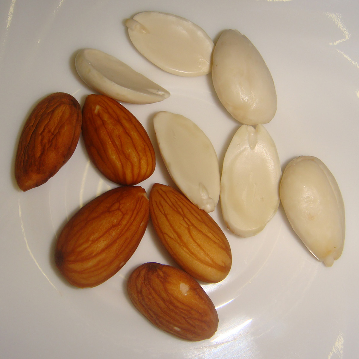 Health Benefits of Soaking Almonds in Water Before Eating
