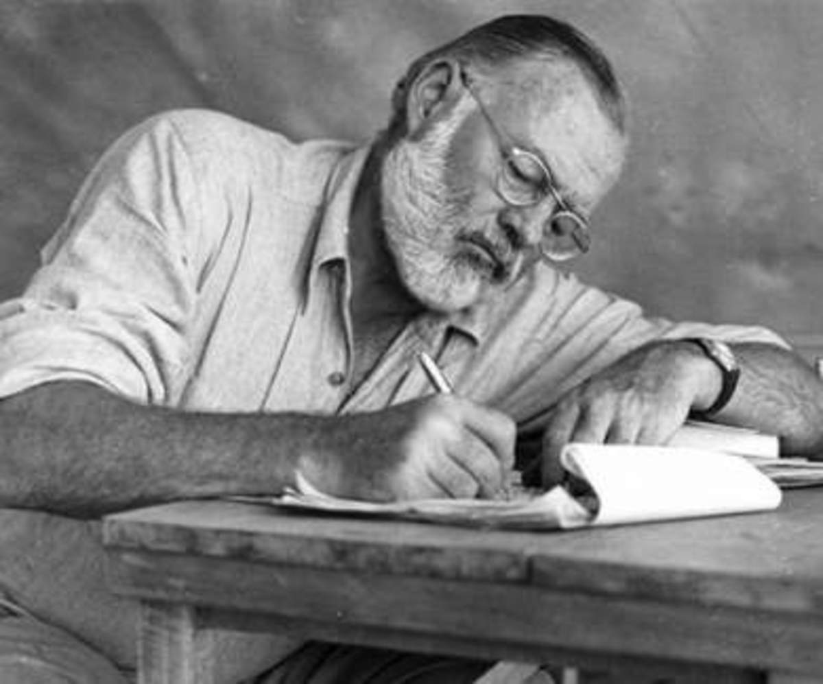 Ernest Hemingway - an American Literary Giant