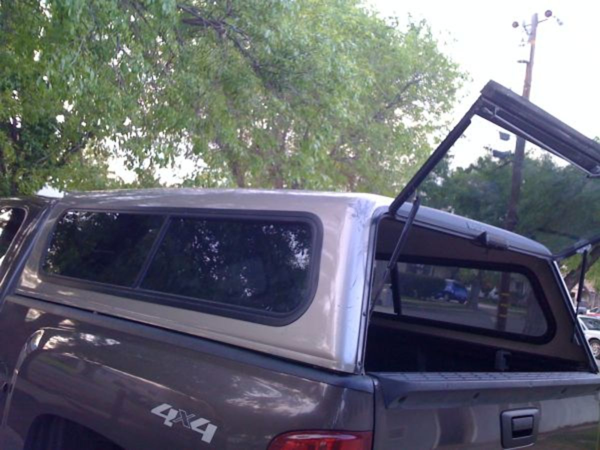 Tips and Compatibility Info for Buying a Used Camper Shell