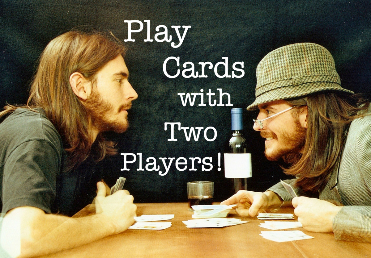 Card Games for Two Players | HobbyLark