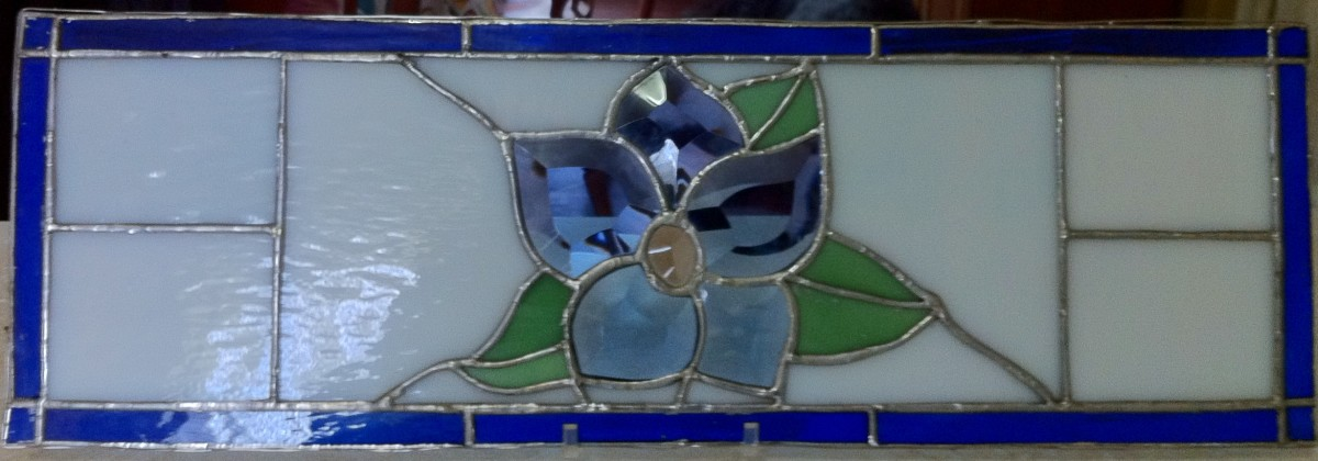 How to Create Stained Glass Patterns