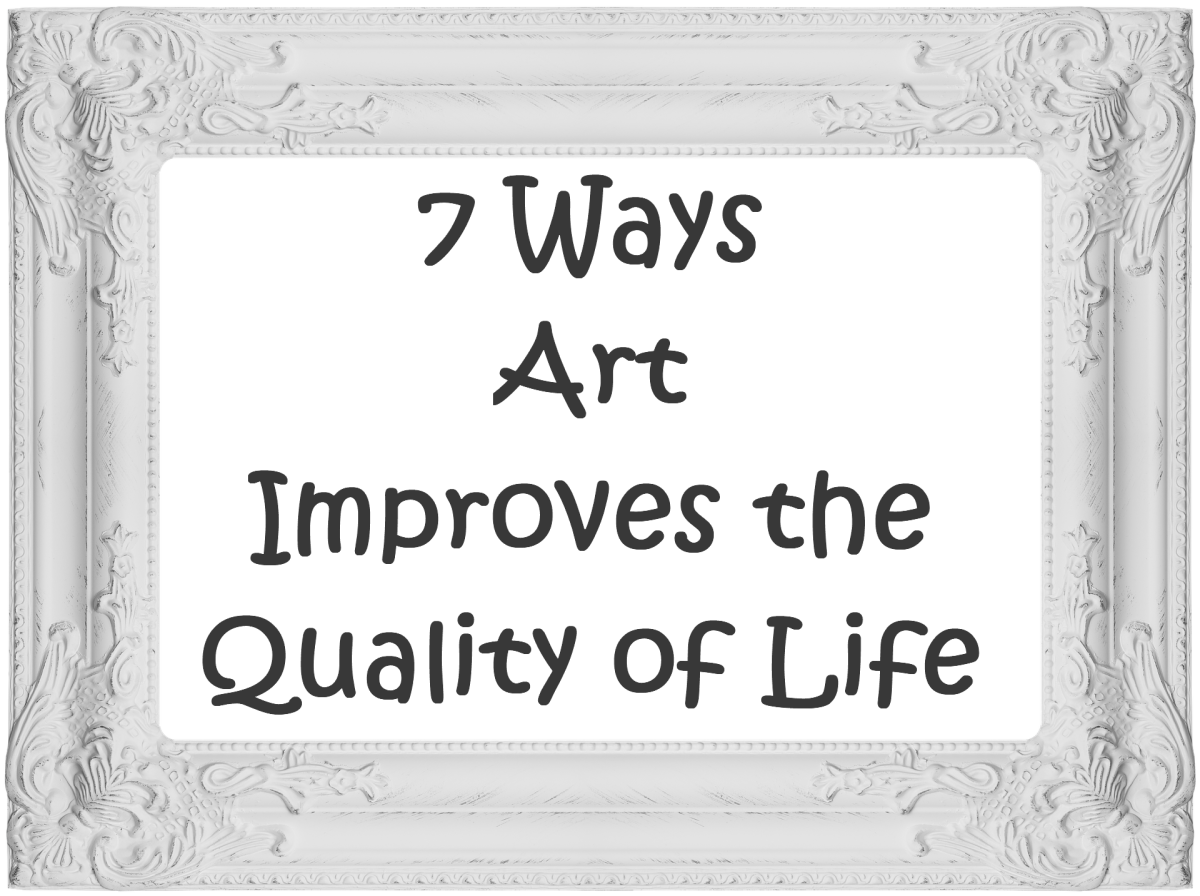 7 Ways Art Improves Quality of Life