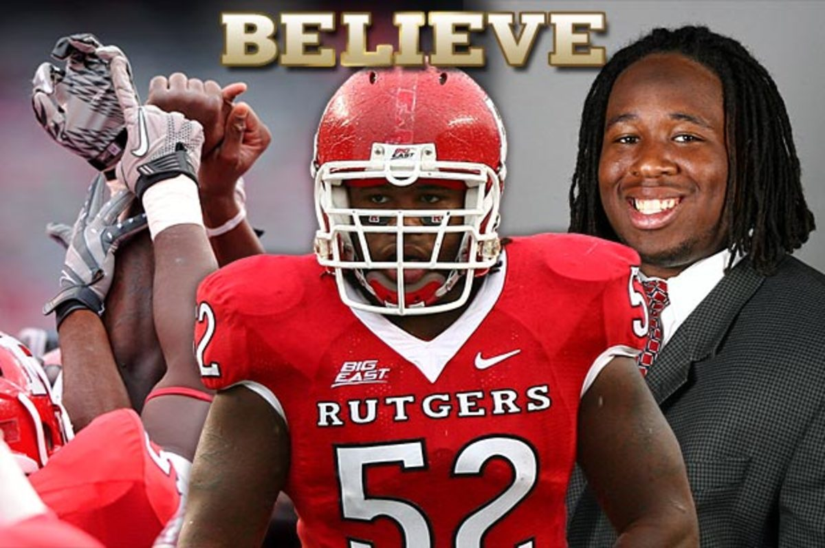 The Eric LeGrand Story:  An Inspiration to All
