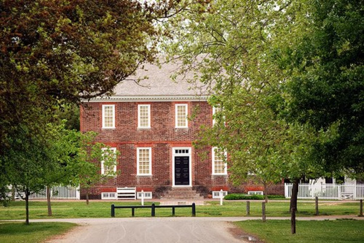The George Wythe House