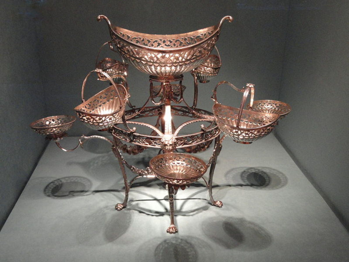 What is an epergne?