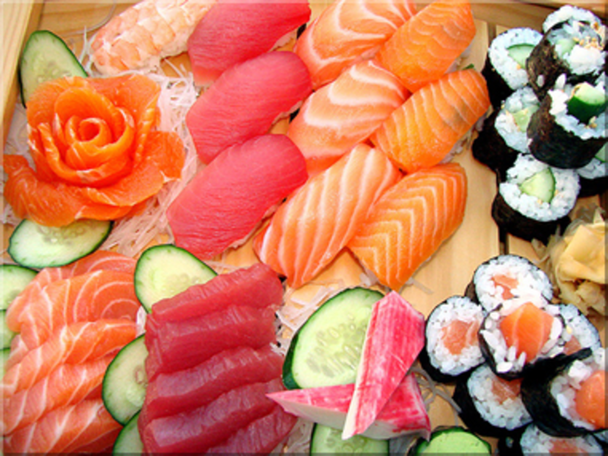 Sushi: A Guide To The Unknown