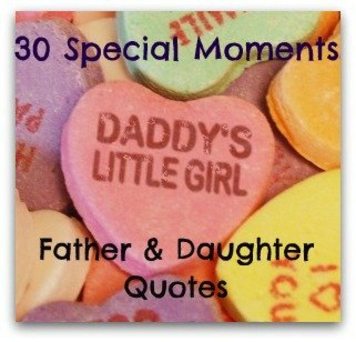 Father-Daughter Advice: Daddy's Little Girl Bonding Moments