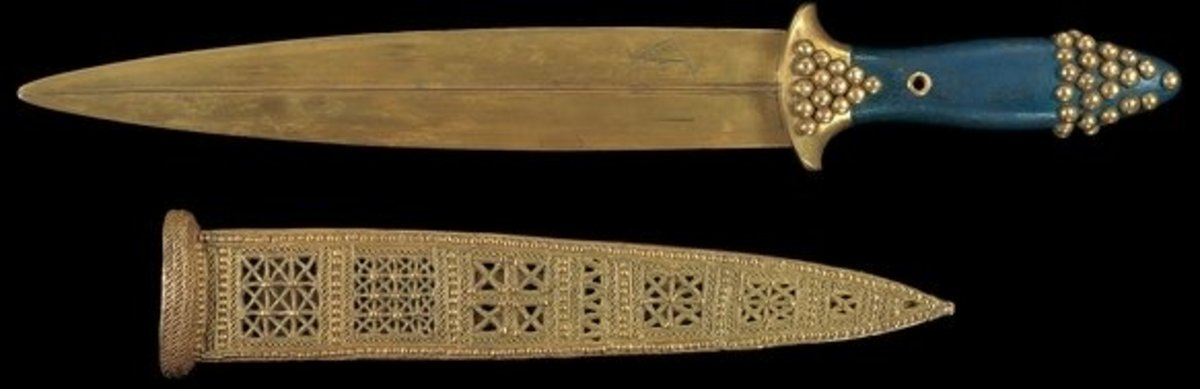 A Visual History of Ancient Egyptian and Mesopotamian Swords, Blade, and Axes