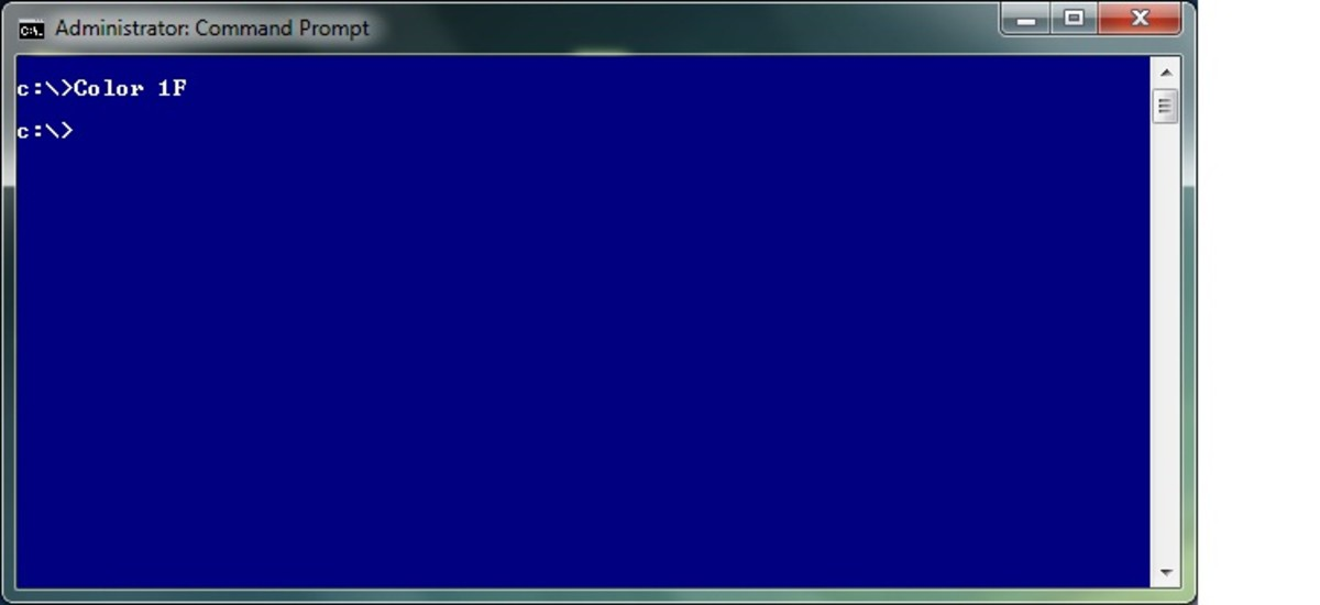 "Ten Best Windows 7 Command Line ""CMD Prompt"" Commands -Part 2- CMD's to keep you going"