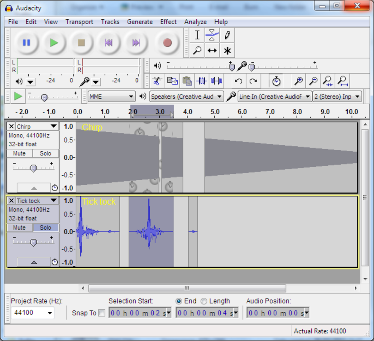 Choosing Inexpensive Home Recording Software