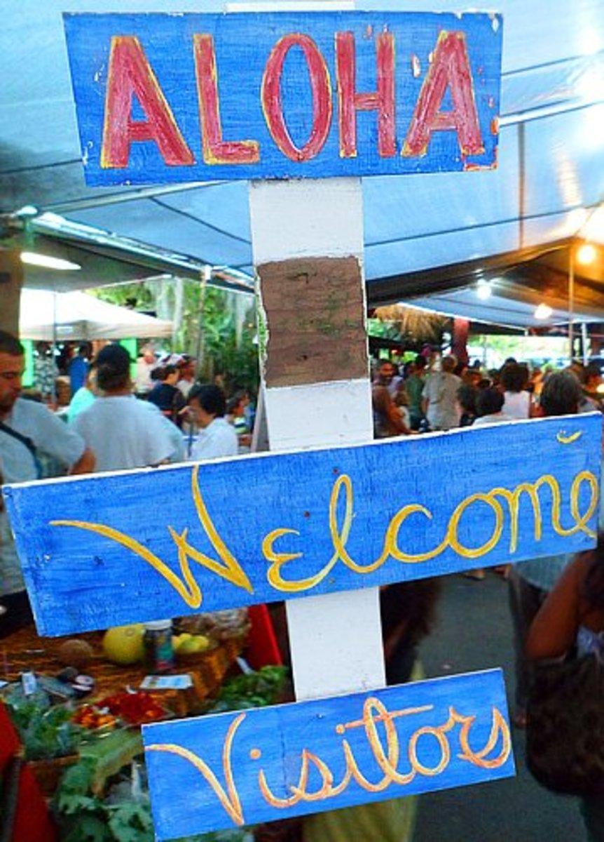 Secret Hawaii: Kalapana's Night Farmers' Market on the Big Island