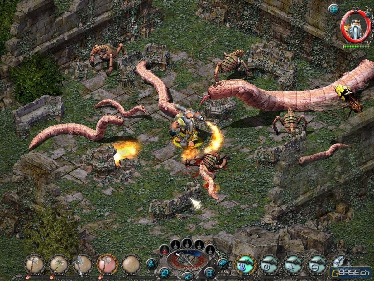 6 Games Like Diablo for PC