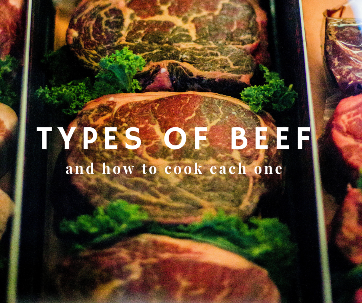 What Are The Different Cuts Of Beef And How To Cook Them Delishably