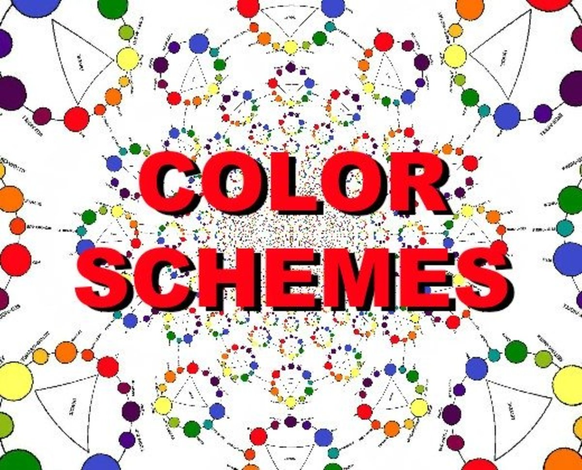 Color Harmony Schemes Explained