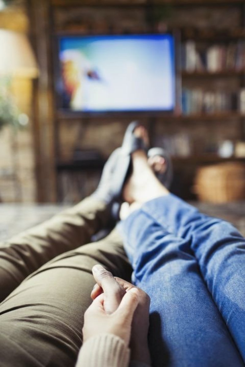 10 Stay-at-Home Date Ideas