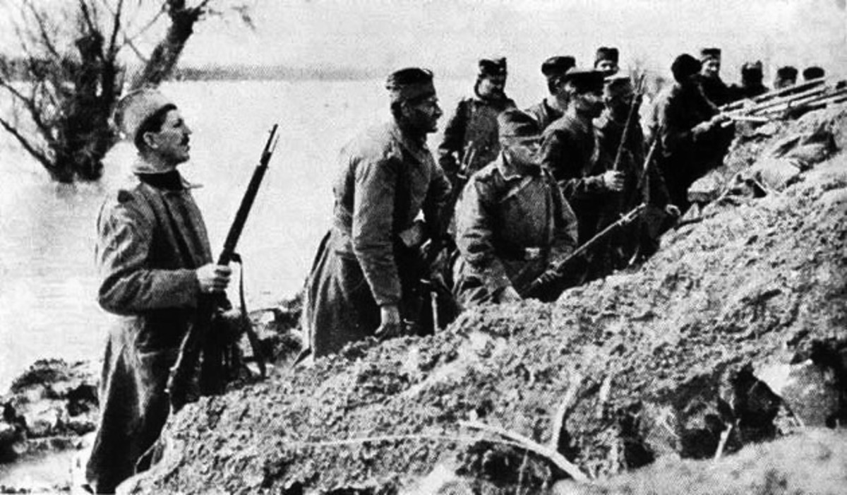 World War 1 History: Overview of the War On The Balkan Front