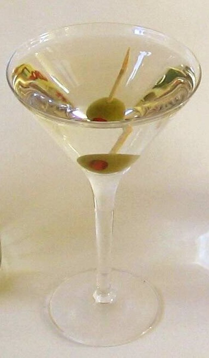 Notes on a Vintage Vodka Martini Recipe From 1960