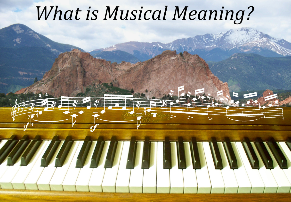 Understanding Music and Musical Meaning