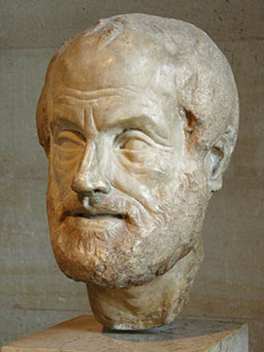Aristotle–The Great American