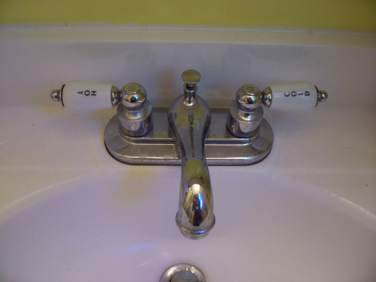 How To Repair Not Replace Your Leaking Bathroom Faucet Dengarden Home And Garden