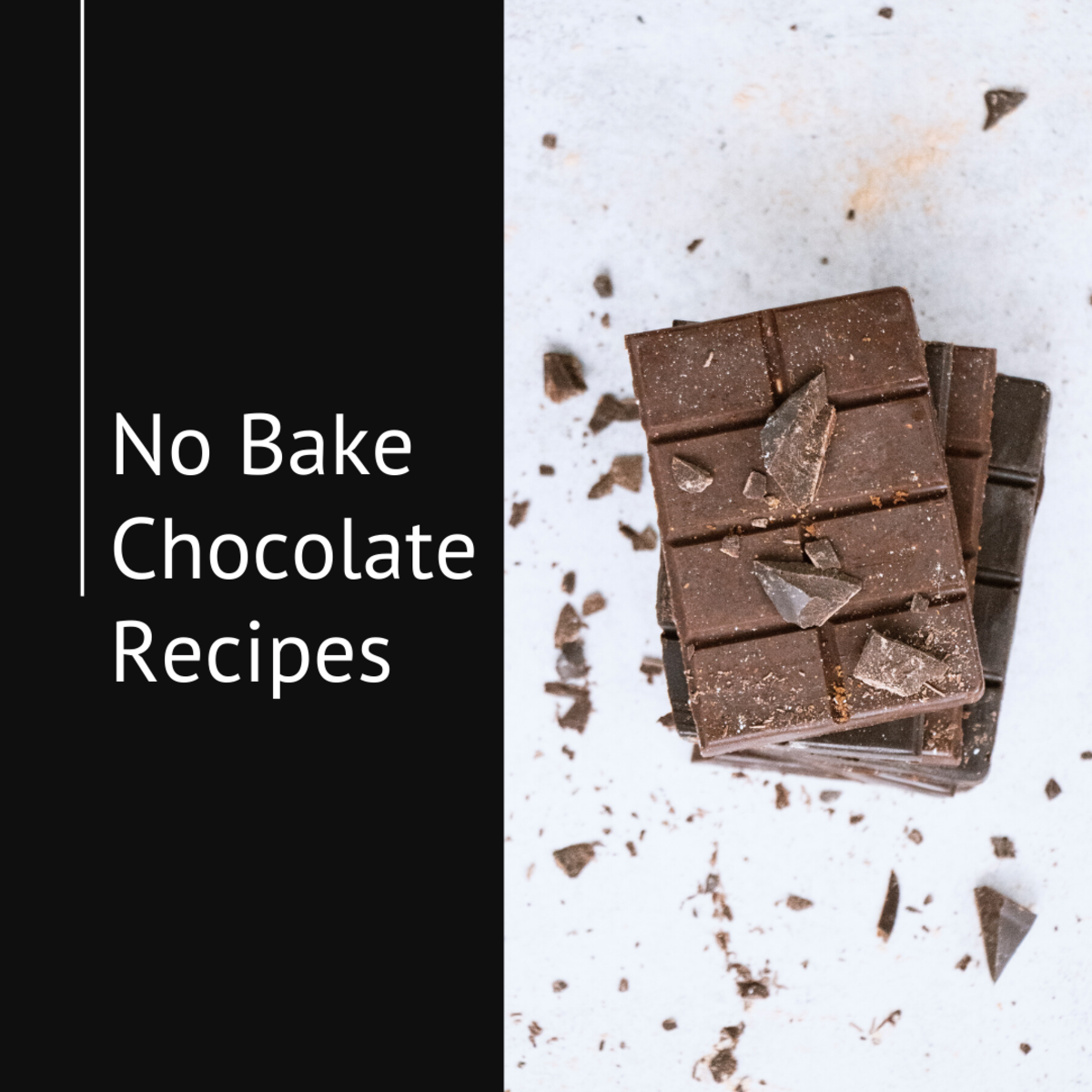 Easy Recipes for Kids: No Bake Chocolate Recipes