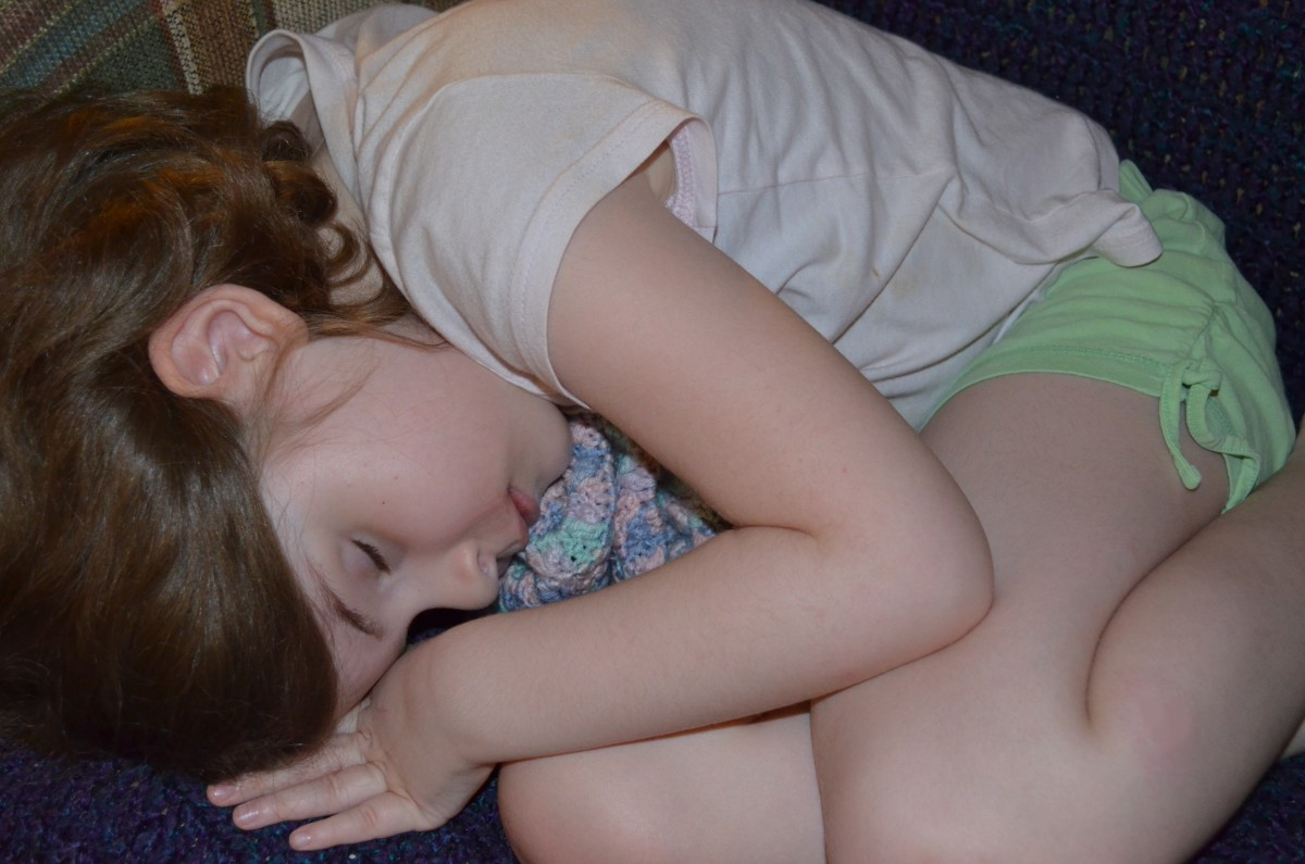 Kids naturally utilize a polyphasic sleep schedule at birth and naturally gravitate toward biphasic, sleeping for long blocks at night and then taking a nap during the day.