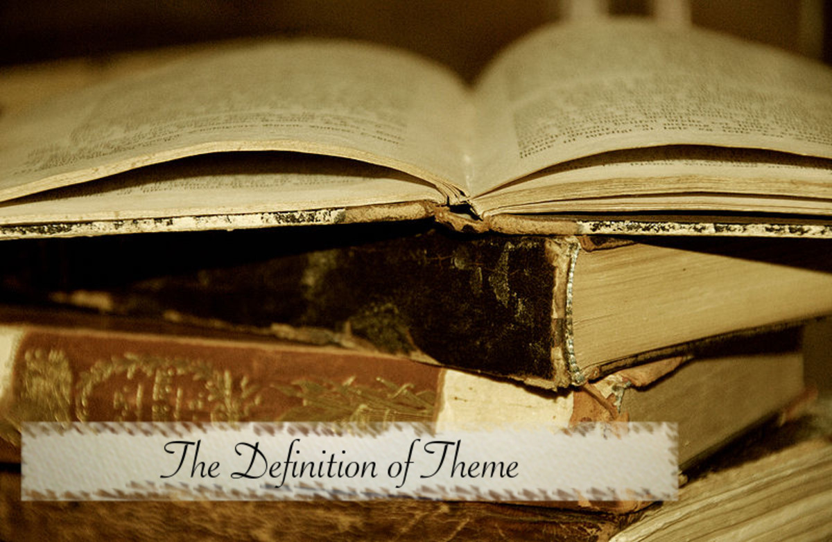 Discovering the Definition of Theme in Literature