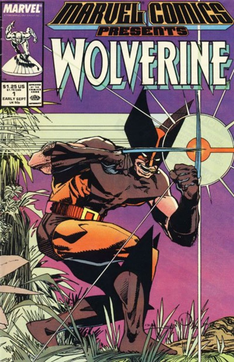 My Top 12 Wolverine Comic Book Covers