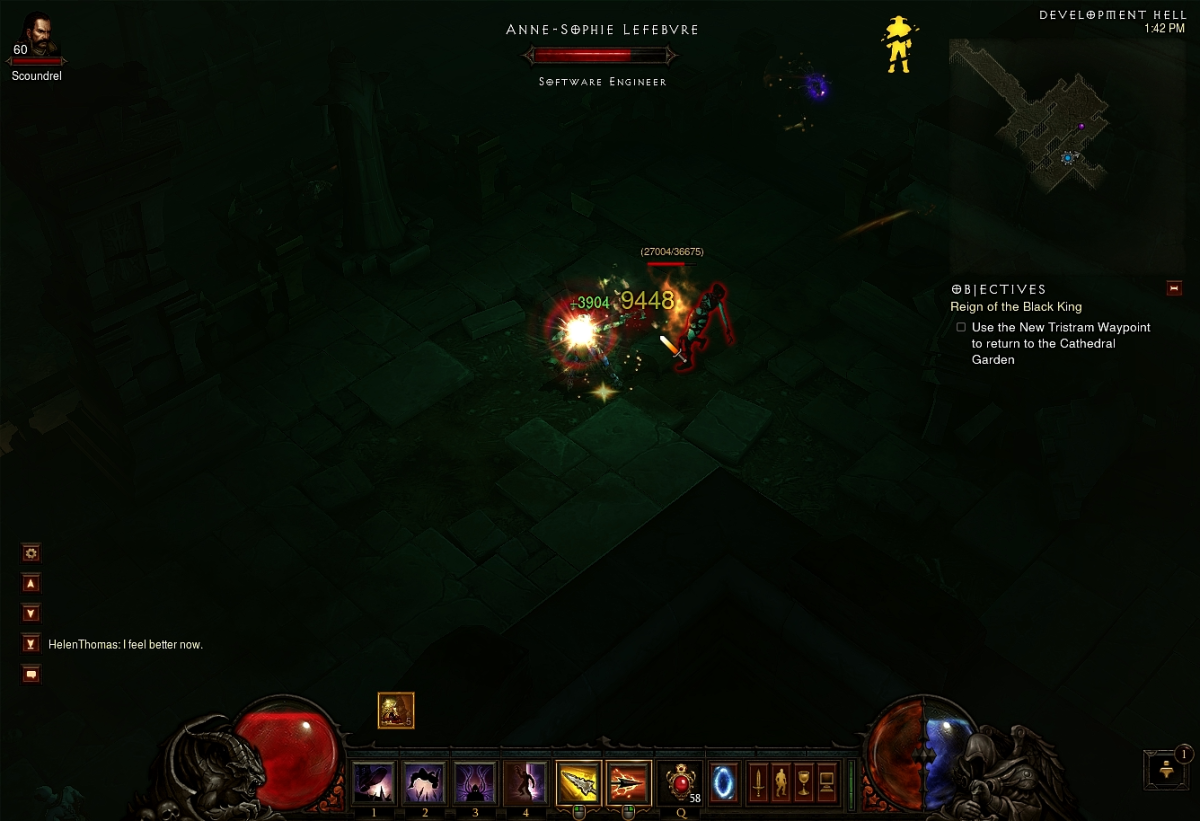 Development Hell - Secret Area Guide - Diablo 3