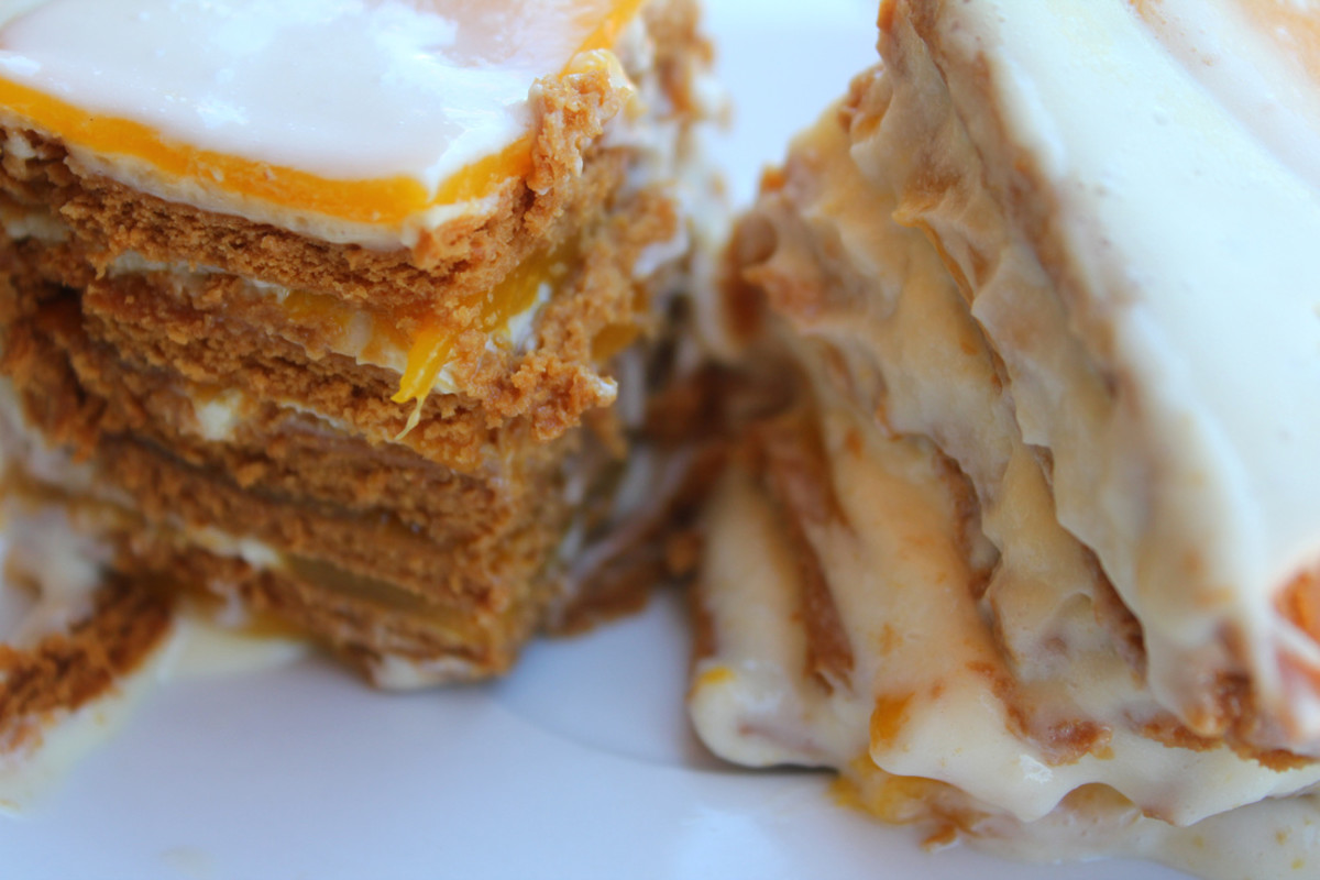 How to Make Mango Float: a Traditional Filipino Dessert   Delishably