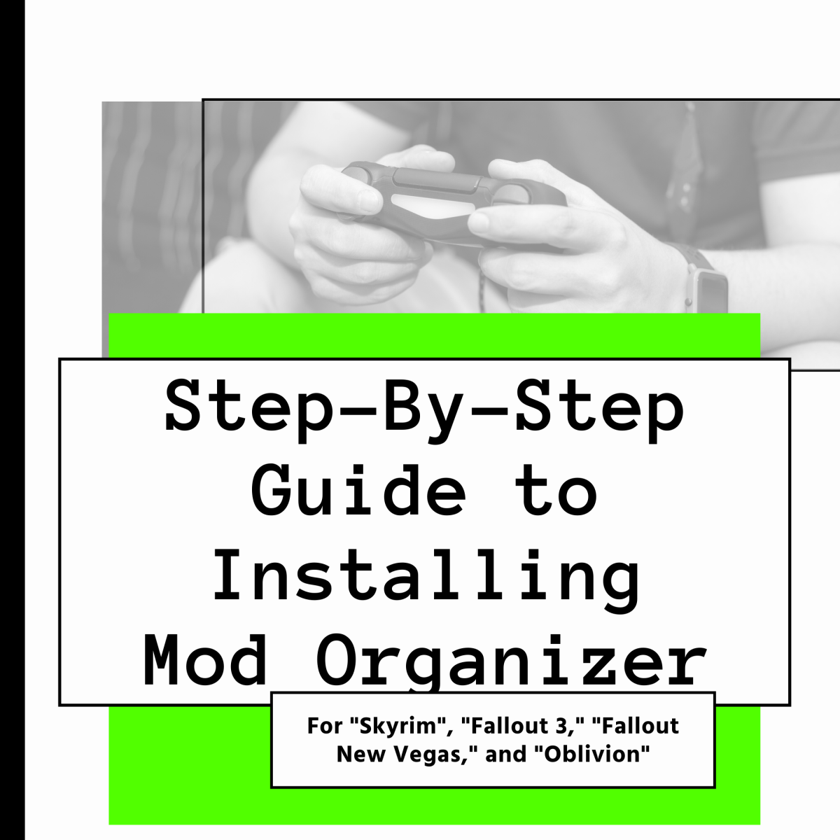 "Mod Organizer is an advanced mod manager for ""Skyrim,"" ""Fallout 3,"" ""Fallout New Vegas,"" and ""Oblivion."""